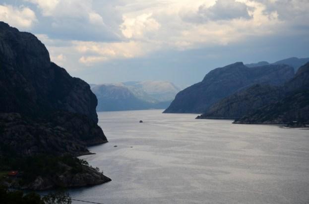 Lysefjord Norwegia