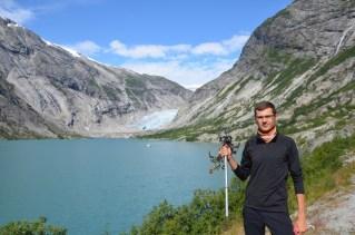 Nigardsbreen Norwegia