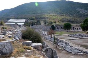Efez ruiny Turcja