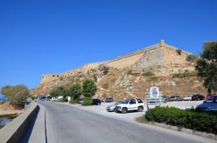 Forteca Rethymnon Kreta