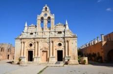 Klasztor Arkadi Kreta