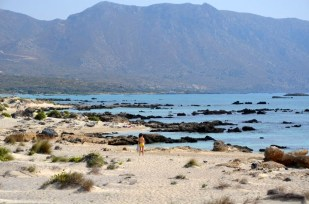 Obszar objęty ochroną Elafonisi Kreta