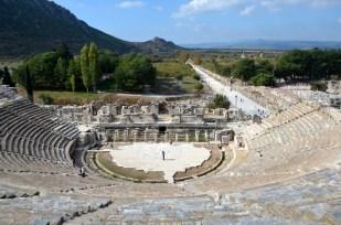 Wielki Teatr w Efezie Turcja
