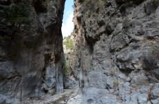 Żelazne Wrota wąwóz Samaria Kreta