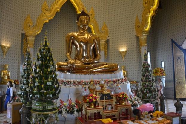 Bangkok Wat Traimit Tajlandia