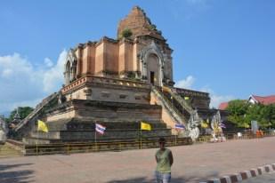 Chiang Mai Wat Chedi Luang Tajlandia