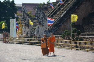 Chiang Mai mnisi Tajlandia