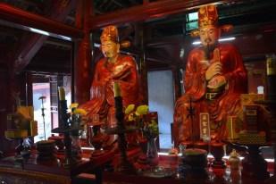 Hanoi w Świątyni Literatury Wietnam