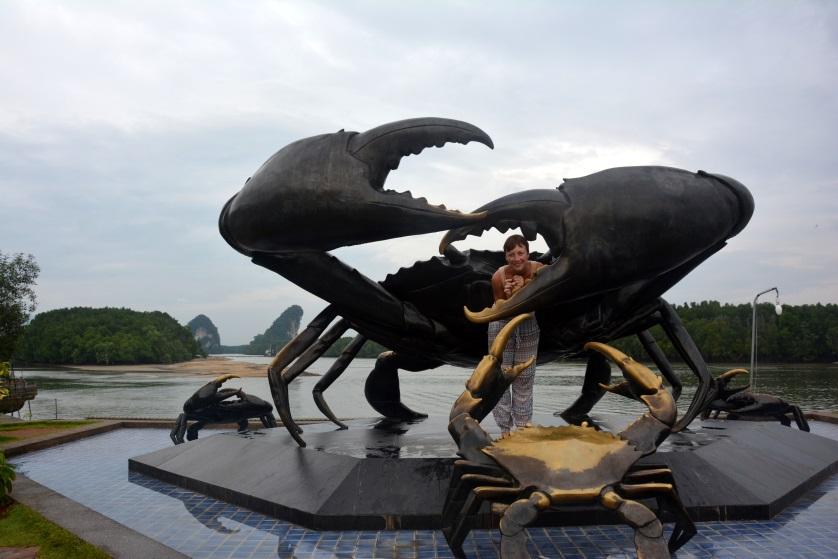Krabi symbol miasta Tajlandia