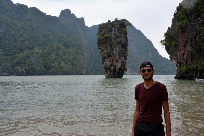 Phang Nga wyspa Jamesa Bonda 2 Tajlandia