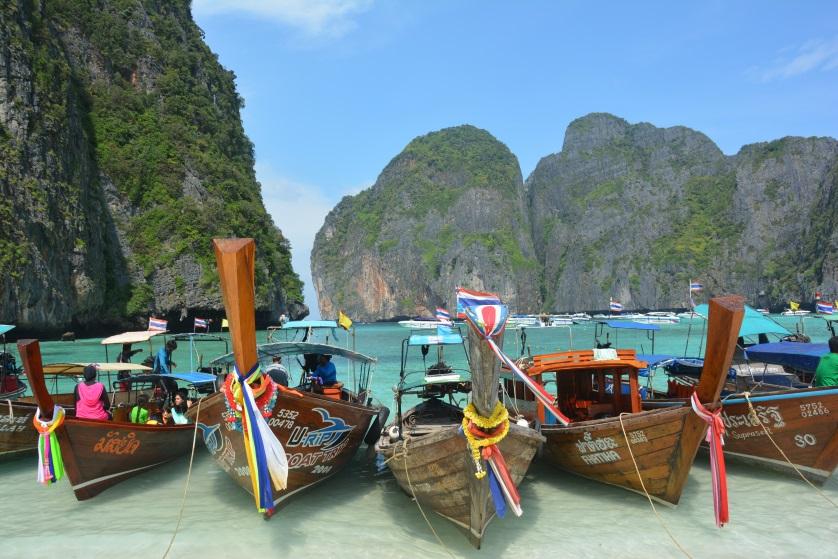 Phi Phi Maya Bay Tajlandia