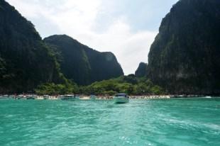 Phi Phi zatoka Maya Tajlandia