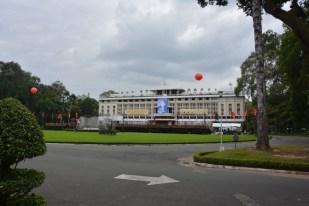Sajgon Pałac Ponownego Zjednoczenia Wietnam