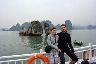 Zatoka Halong Fighting Chicken Wietnam