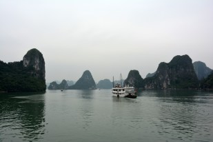Zatoka Halong zatoka Wietnam