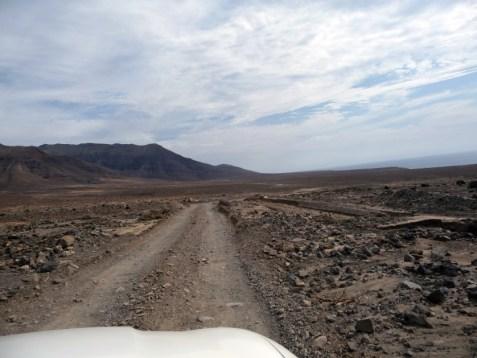 Południowo wschodnia Fuerteventura