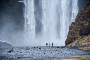 Skogafoss 2 Islandia