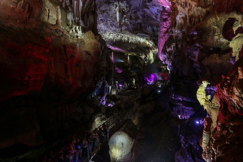 Jaskinia Prometeusza Gruzja