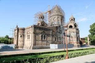 Katedria w Eczmiadzynie Armenia