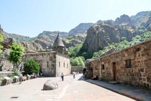 Monastyr Geghard Armenia