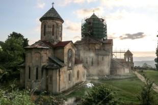 Monastyr Gelati Gruzja