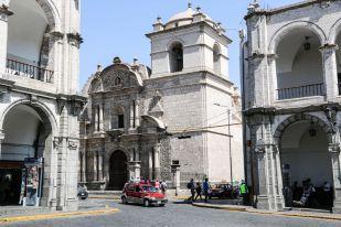 Arequipa Białe miasto Peru