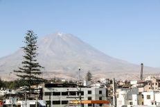 Arequipa Misti Peru