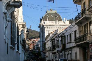 Białe Miasto Sucre Boliwia