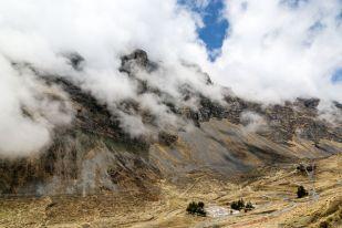 Droga Śmierci La Paz Boliwia 2