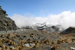 Droga Śmierci La Paz Boliwia