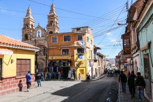 Kościoły Potosi 2 Boliwia