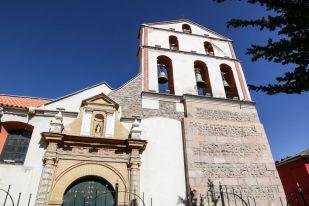 Kościoły Potosi Boliwia
