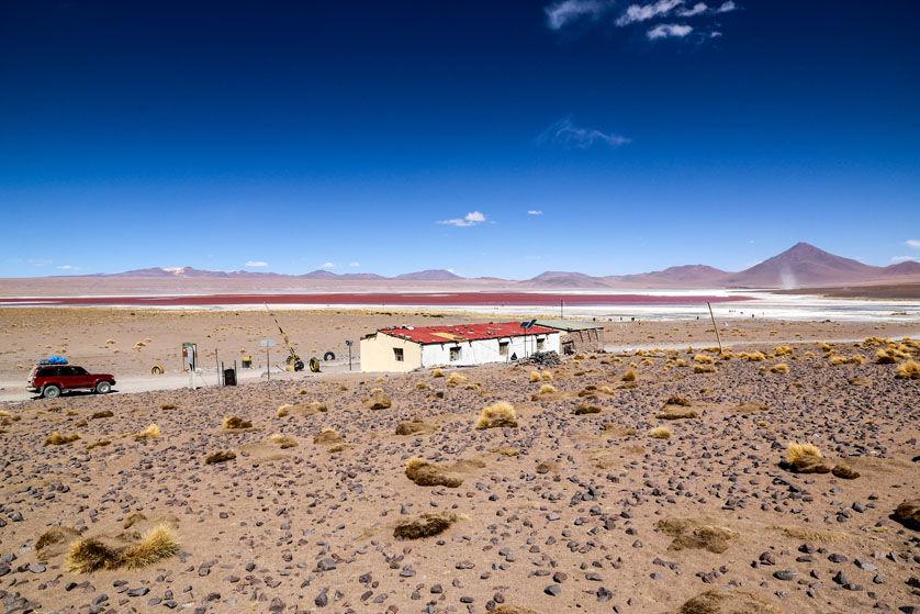 Laguna Colorada 4 wycieczka Salar de Uyuni Boliwia