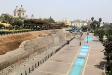 Mury obronne stolica Peru