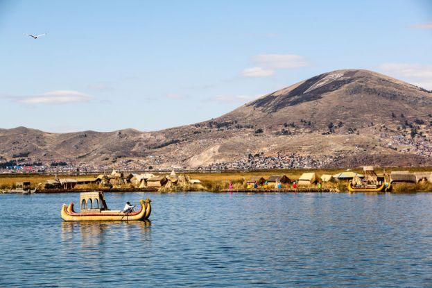 Panaroma na Puno Peru