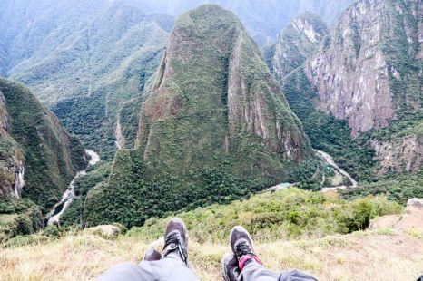 Relax na Machu Picchu Peru