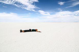 Solnisko Salar de Uyuni Boliwia