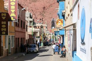 Western Tupiza Boliwia