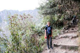 Wspinaczka na Machu Picchu 2 Peru