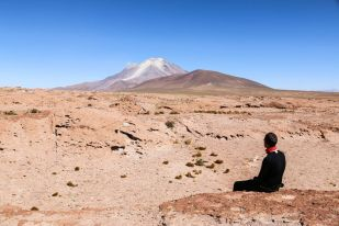 Wulkan wycieczka Salar de Uyuni Boliwia