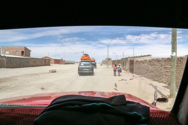 Wycieczka Salar de Uyuni start Boliwia
