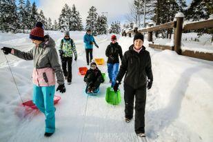 Wyprawa na sanki Finlandia