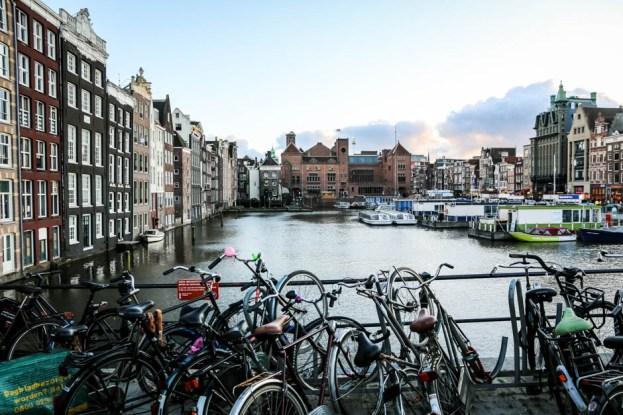 Amsterdam kamiennice