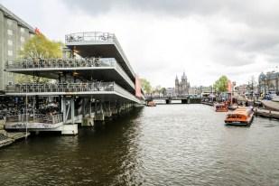 Amsterdam parking rowerowy