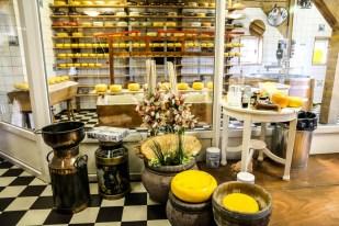 Produkcja sera holenderskiego Zaanse Schans
