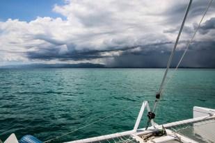 Burza nad Trinidadem