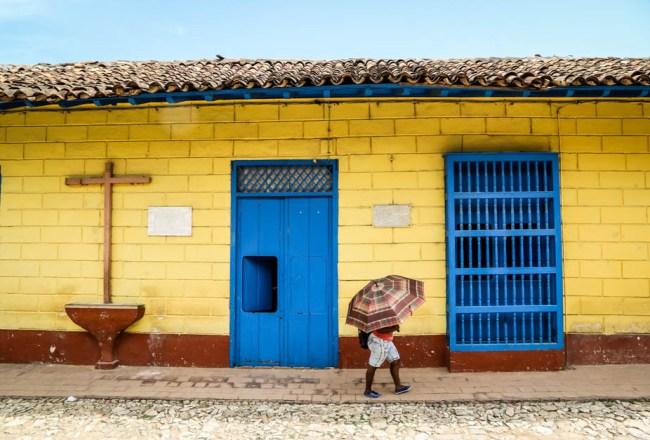 Kolorowe domki Trinidad