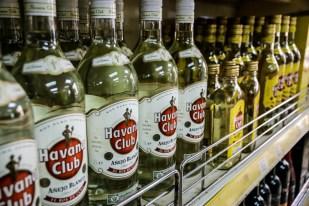 Rum Havana Club Kuba