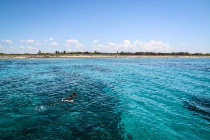 Snorkeling Cayo Blanco Trinidad