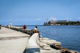 Zamek El Morro Havana Kuba